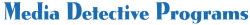 Media Detective Logo